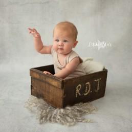 Fotograaf Roosendaal baby fotoshoot