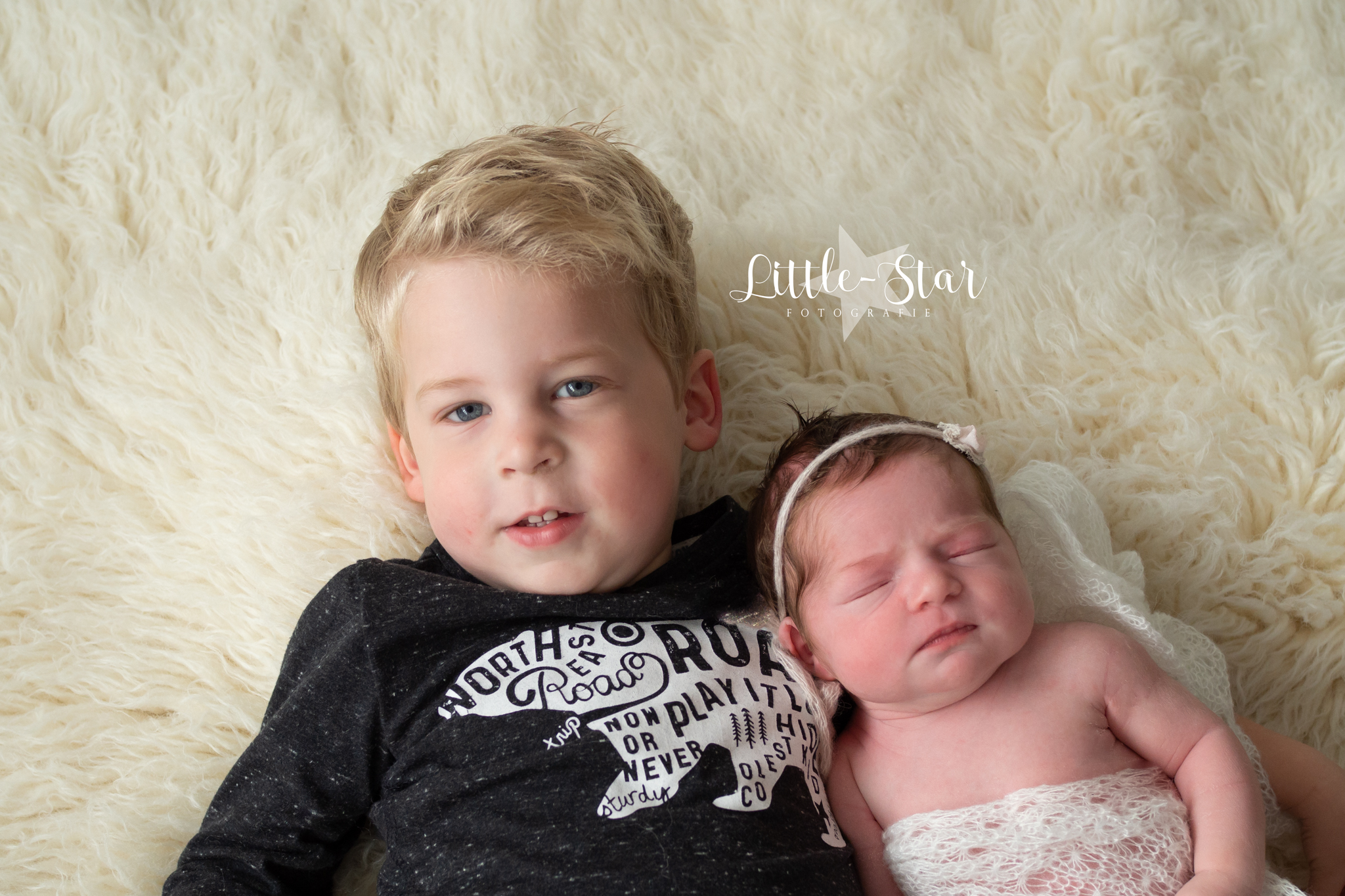 Newborn shoot Oud Gastel