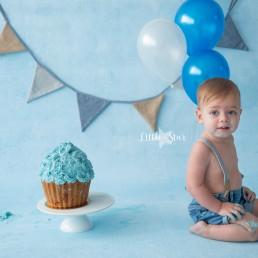 Fotograaf Roosendaal Oudenbosch Hoeven Cake Smash fotoshoot