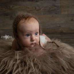 Fotograaf Roosendaal Sint Willebrord Essen baby fotoshoot 3 maanden