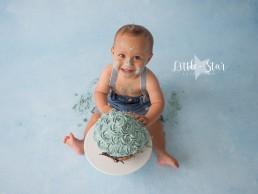 fotograaf Roosendaal Cake Smash shoot