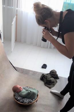 newborn shoot Roosendaal Breda Bergen op Zoom
