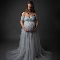 mooie zwangerschapsshoot Roosendaal
