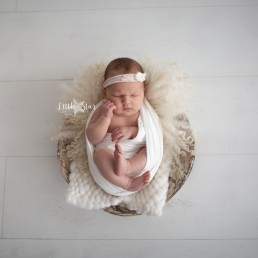 newborn shoot Kruisland
