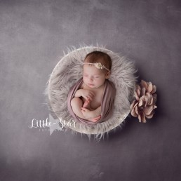 newborn shoot meisje Roosendaal
