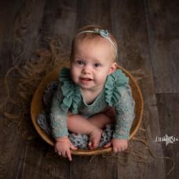 baby fotoshoot 10 maanden Brabant
